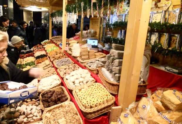 Рождественские ярмарки в Чехии