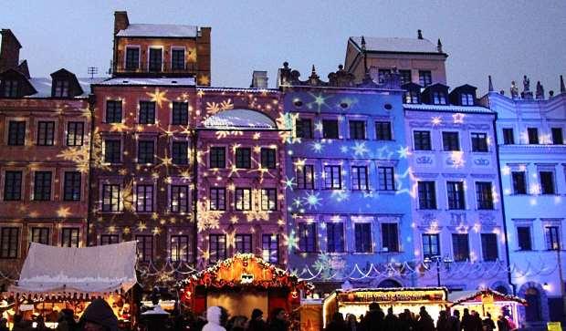 Рождество в Старой Варшаве