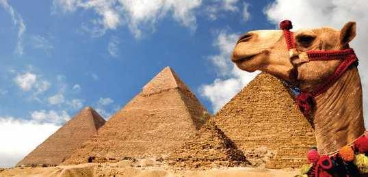 Как провести Новый год в Египте