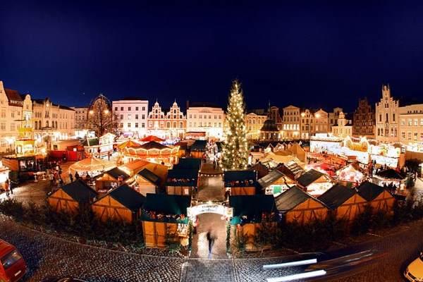 Декабрьские каникулы в Берлине