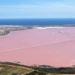 Озеро Торревьеха в Испании