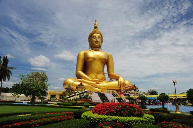 Новогодние каникулы в Таиланде