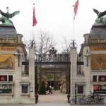 Зоопарк в Антверпене