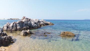 Греция — страна коз, оливок, греческого салата и лазурного моря