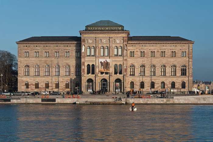 Национальный Музей Швеции, Стокгольм