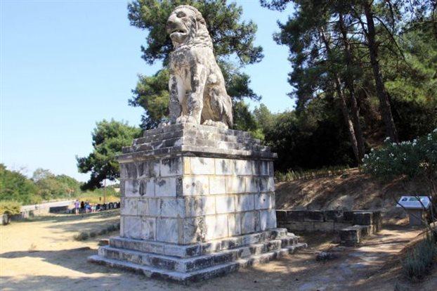Древности и мифология Греции