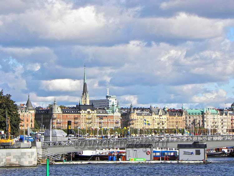 Стокгольм, Старый город (Гамла Стан)