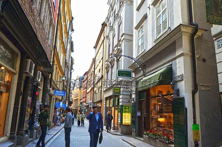 Современный Стокгольм