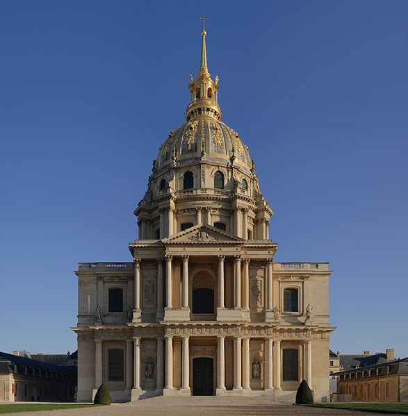 Собор Дома Инвалидов, Париж