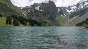 Холодная тайна Мультинских озер, Горный Алтай