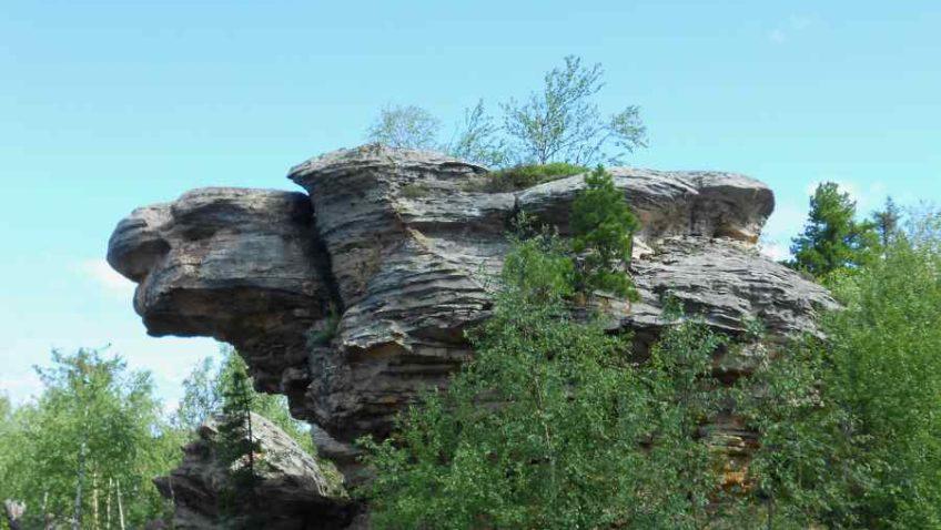 Каменный Город — достопримечательность Пермского края