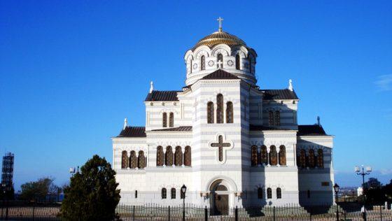 Владимирский Кафедральный собор в Херсонесе, Севастополь