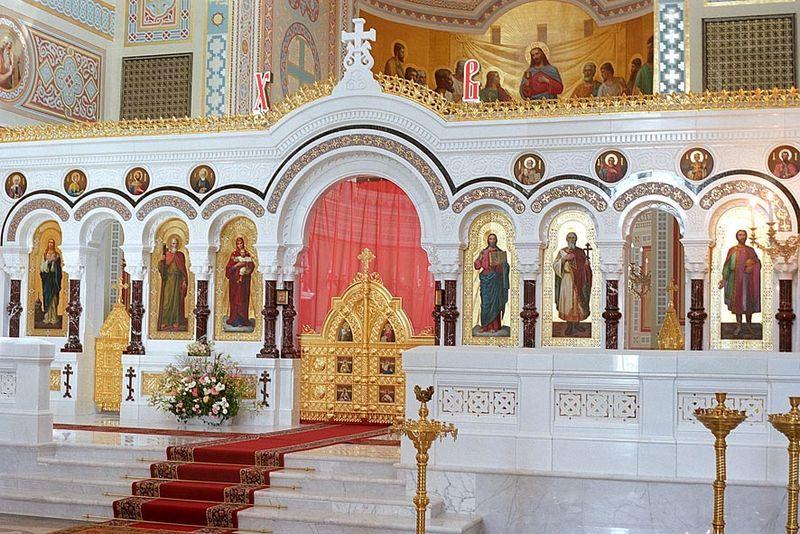 Убранство собора