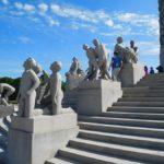 Парк скульптур Вигеланда Осло