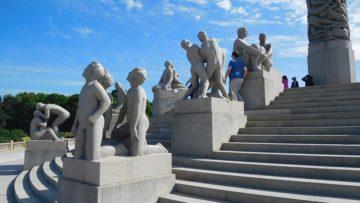 Парк скульптур Вигеланда в Осло – отчет мастера перед человечеством